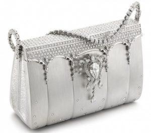 The Hermes Birkin luxury bag