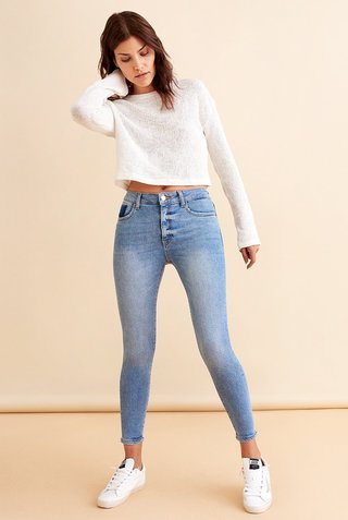 wommens skinny jeans