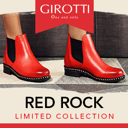 girottishoes red rock
