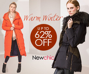 newchic outerwear and sweaters